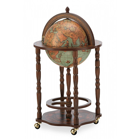 Bar Globe with bottle storage Laguna