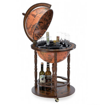 Popular Bar Globes – Beautiful drinks cabinets since 1949 XI25
