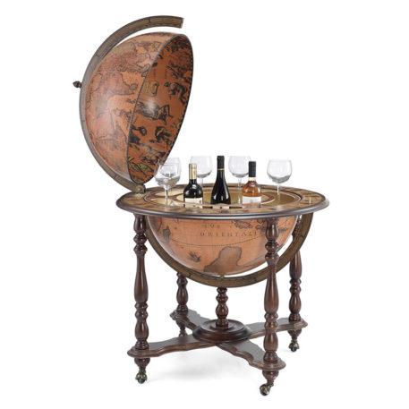 Classic bar globe 'Large' Achille