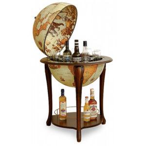Drinks cabinet with shelf Safari