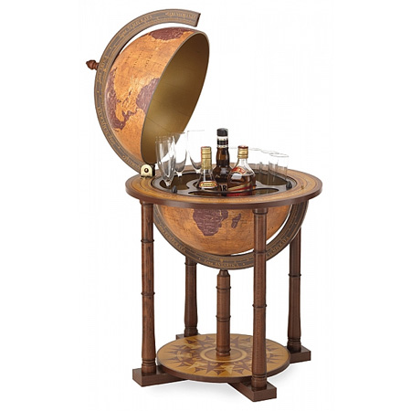 You're viewing: Bar globe Gea with drinks cabinet Gemini $339.35 - Bar Globe Gea With Drinks Cabinet Gemini – Bar Globes