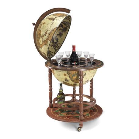 Safari bar globe Classic 'Medium' Calipso