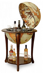 Bar Globe World | Bar Globes