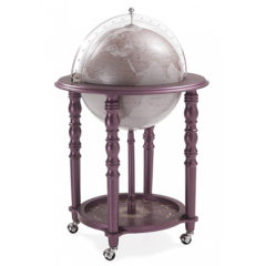Bar globe Elegance violet
