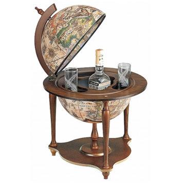 Nano desk bar globe