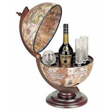 Sfera 33 desk bar globe