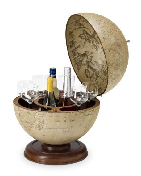 Ongekend Bar Globes – Beautiful drinks cabinets since 1949 AJ-18