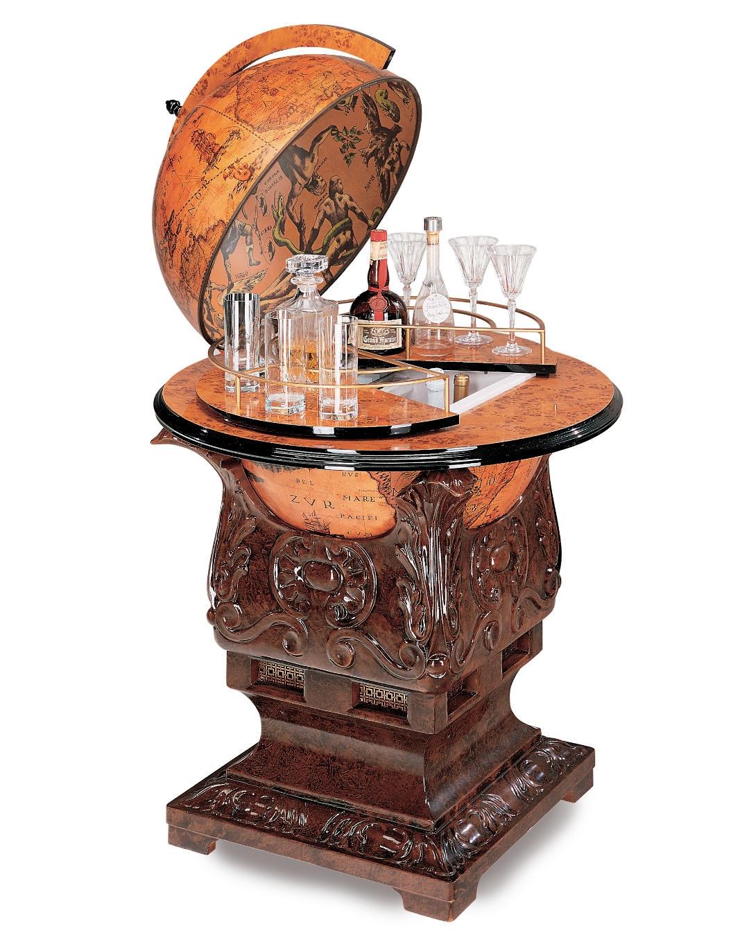 Poseidone Bar Globes
